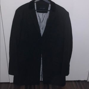 Men's banana republic wool coat